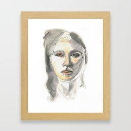 Neutrality Framed Art Print