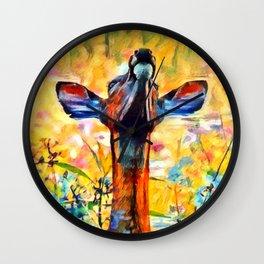 Godspeed Wall Clock