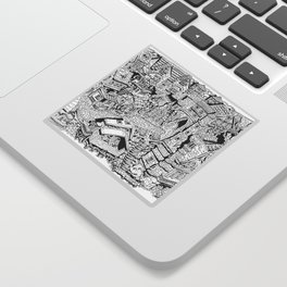 Capharnaüm City Sticker