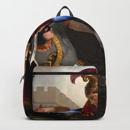 Clash Of Titans Backpack