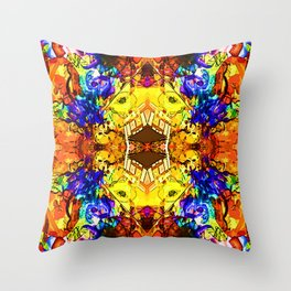 Pattern-194 Throw Pillow