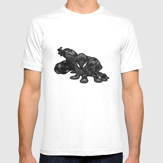 Spiderman B&W T-shirt