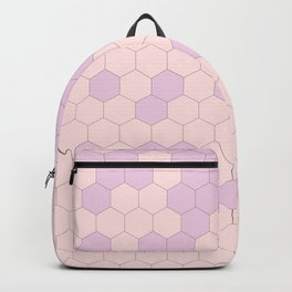 Hex Pink Backpack