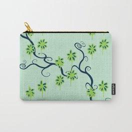 Handbag Heave Blues - detail Carry-All Pouch