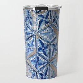Tiling with pattern Travel Mug