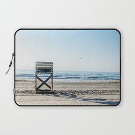 While the Lifeguards Away Laptop Sleeve