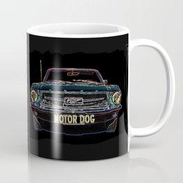 Motor Dog Mustang Coffee Mug