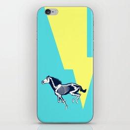 Electro Horse iPhone Skin