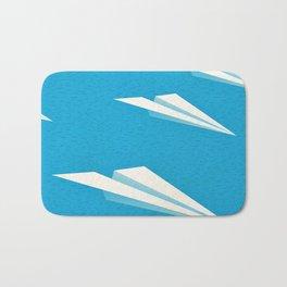 Paper squadron Bath Mat