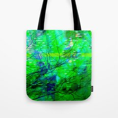 Rejected < The NO Series (Green) Tote Bag