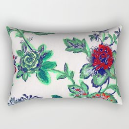 FLORAL PATTERN Rectangular Pillow