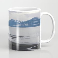 Solitude :: A Lone Kayaker Mug