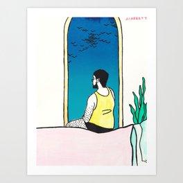 In Home (5) Art Print