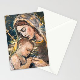 Stella Mater Stationery Cards