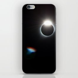 Moments After Totality iPhone Skin