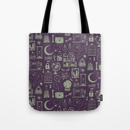 Haunted Attic: Phantom Tote Bag