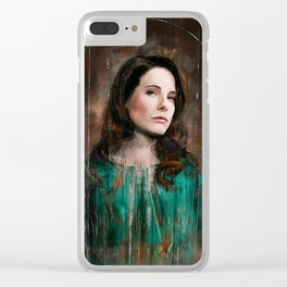Alana Clear iPhone Case