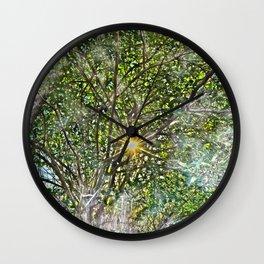 Pure Morning Wall Clock