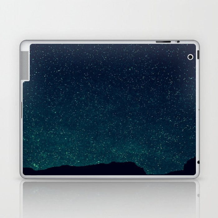 Desert Stars Laptop & iPad Skin
