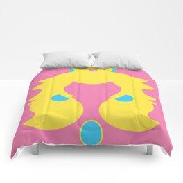Mushroom Princess Pink  Comforters