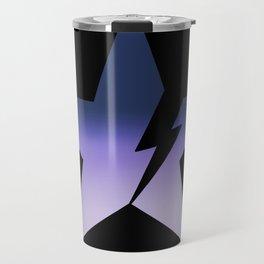 Blackstar not black Travel Mug