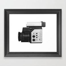 Tape it. Framed Art Print