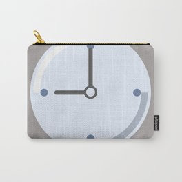 Clock Nine Carry-All Pouch