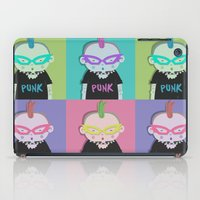 punk iPad Cases featuring Punk? by Maripili