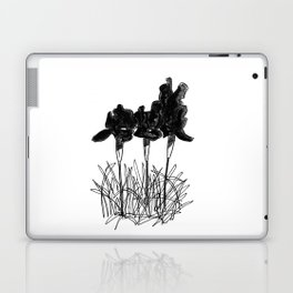 Dark Iris Laptop & iPad Skin