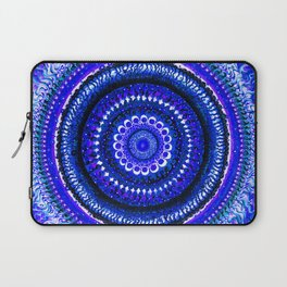 Vibrant Mind Mandala Laptop Sleeve