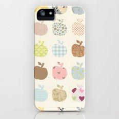apples galore iPhone (5, 5s) Slim Case