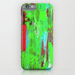 Colour Injection I iPhone Case