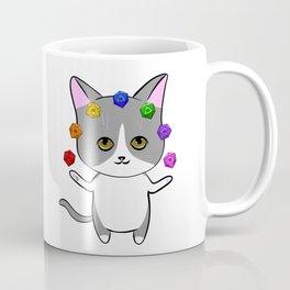 Dorian the Dungeon Meowster Coffee Mug