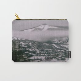 Foggy Blanket Carry-All Pouch