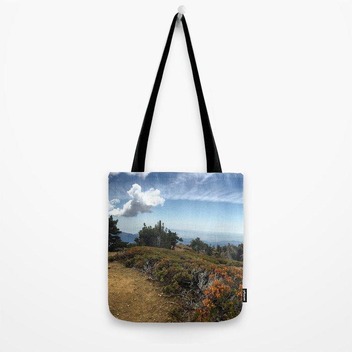 Summit Panorama Tote Bag