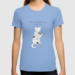 Morning Pajamas Cat T-shirt