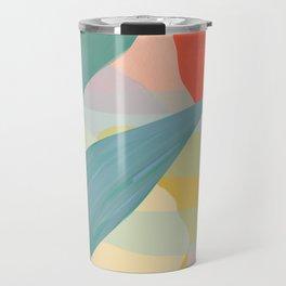 Shapes and Layers no.33 Travel Mug