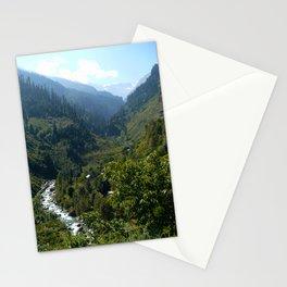 Manali Landscape Stationery Cards