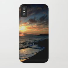 Sunrise over Bass Strait - Tasmania iPhone X Slim Case