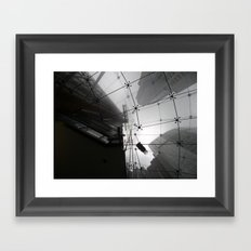 Aurora Place Framed Art Print