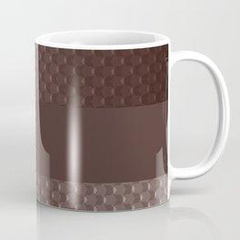 Brown mother of pearl Coffee Mug