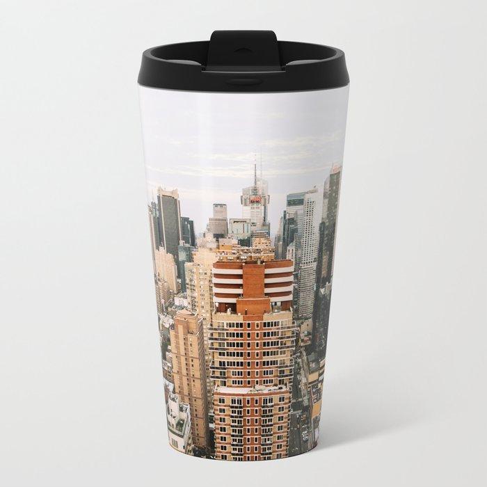 My Empire - NYC Metal Travel Mug