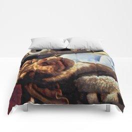 Lulu Sunshine Comforters