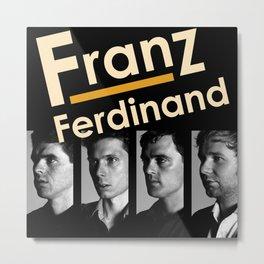 franz ferdinand tour 2019 dedekyo Metal Print