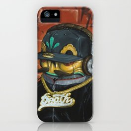 Death Bling. iPhone Case