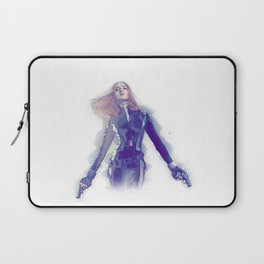 Black Widow Laptop Sleeve