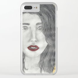 Self-Image Clear iPhone Case