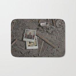 Polaroids Bath Mat