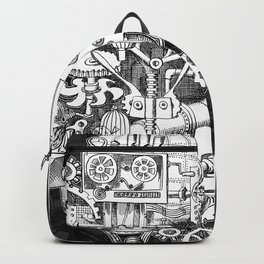 Hungry Gears Backpack