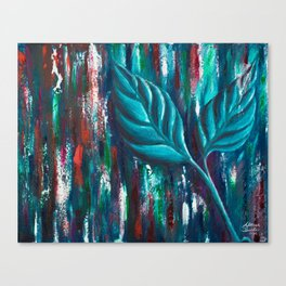 """""""Remember to Grow"""" Canvas Print"""